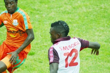 Despite fewer game time hours Musonda has ermergef as the top scorer for Nkana so far this season