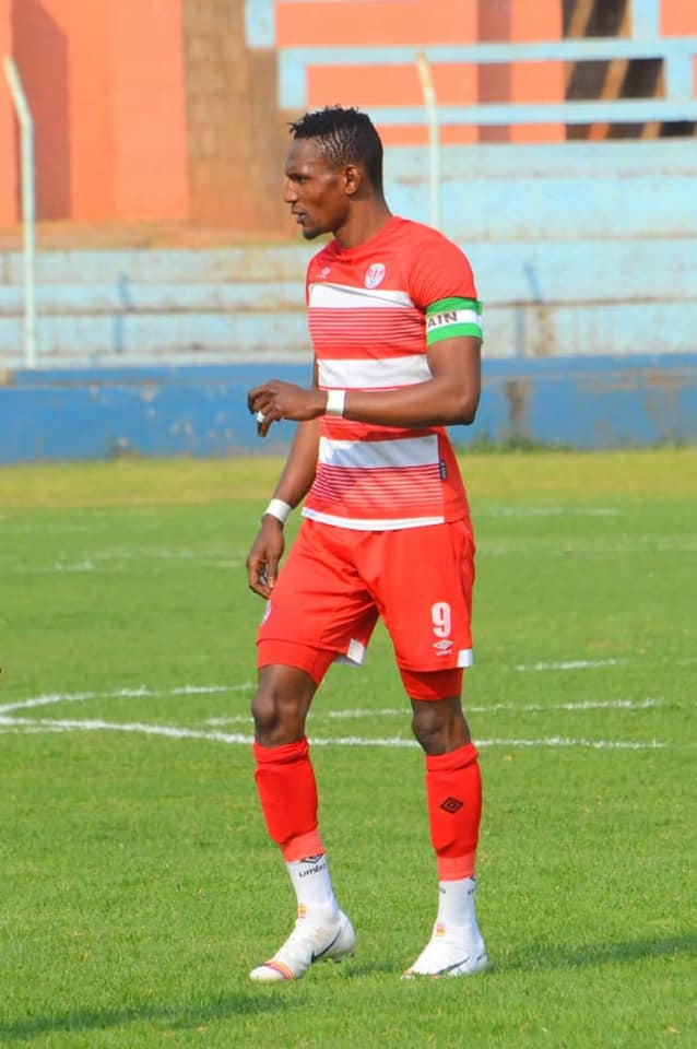 Chris Mugalu is one of the Congolese players in the Zambia super league