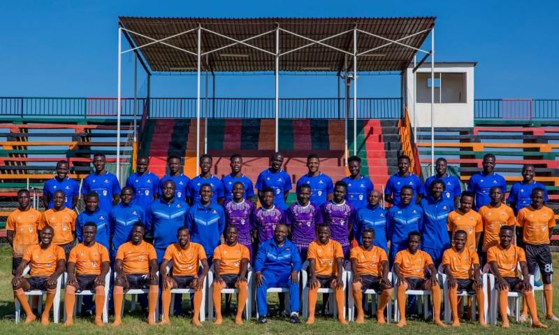 Kansanshi dynamos football club
