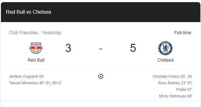 Enock Mwepu And Patson Daka Salzburg Hammered By Chelsea 2