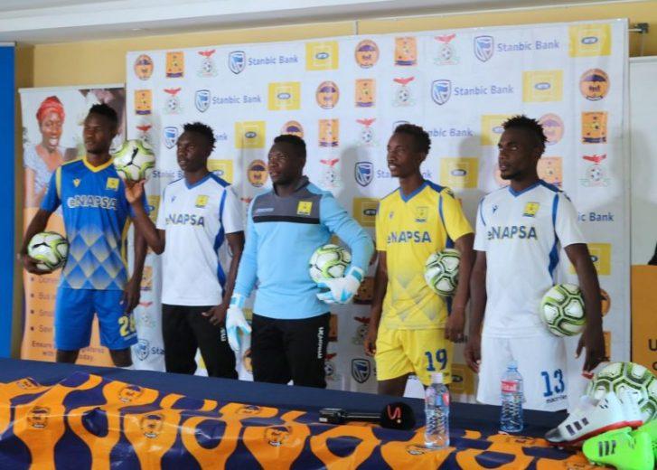 Napsa Stars sponsorship 2019