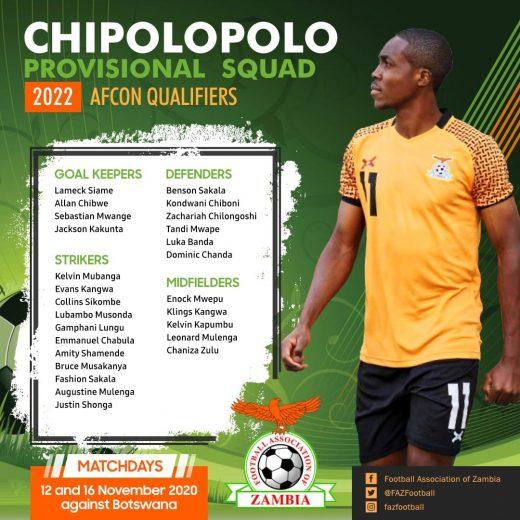 Micho schools loyalty in Zambian football 2